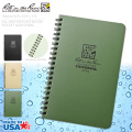 Rite In the Rain ライトインザレイン 米軍使用 ALL WEATHER NOTEBOOK POCKET SIDE-SPIRAL 防水タクティカルノートブック(973,973T,773)