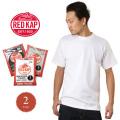 ☆まとめ割☆RED KAP レッドキャップ MJ-SK2PJ 2枚組 へヴィーウェイト クルーネックTシャツ