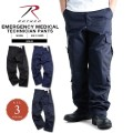 ☆ただいま15%OFF☆ROTHCO ロスコ E.M.T.(EMERGENCY MEDICAL TECHNICIAN)パンツ