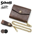 Schott ショット 3119036 PERFECTO WALLET MEDIUM