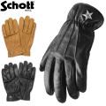 【ネコポス便対応】Schott ショット 3169030 ONE STAR GLOVE ワンスター グローブ【キャンペーン対象外】 手袋