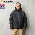 【即日出荷対応】Snugpak スナグパック SJ 9 INSULATED ジャケット BLACK【キャンペーン対象外】