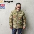 【即日出荷対応】Snugpak スナグパック SJ 9 INSULATED ジャケット MultiCam【キャンペーン対象外】