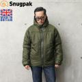 【即日出荷対応】Snugpak スナグパック SJ 9 INSULATED ジャケット OLIVE【キャンペーン対象外】