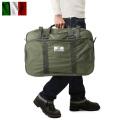実物 新品 イタリア陸軍 ボストンバッグ
