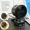 ★カートで15%OFF割引中★【即日出荷対応】SLOWER スロウワー CIRCUS MINI BLOWER ハンディー扇風機【Sx】