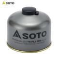 【即日出荷対応】SOTO ソト パワーガス250 トリプルミックス SOD-725T【Sx】