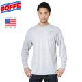 ☆ただいま20%割引中☆【即日出荷対応】SOFFE ソフィー 967M U.S.AIR FORCE 長袖Tシャツ MADE IN USA ミリタリー