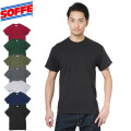 ☆ただいま20%割引中☆【ネコポス便対応】【即日出荷対応】SOFFE ソフィー M305 コットン100% MIDWEIGHT Tシャツ MADE IN USA ミリタリー