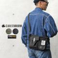 【即日出荷対応】CLUB STUBBORN クラブスタボーン Combat Shoulder Bag 2.0 コンバットショルダーバッグ【キャンペーン対象外】【T】
