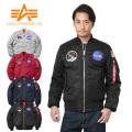 【即日出荷対応】ALPHA アルファ TA0113 NASA APOLLO TIGHT MA-1 フライトジャケット アルファ インダストリーズ