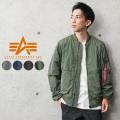 ★カートで15%OFF割引中★ALPHA アルファ TA1450 BONDING L-2Bフライトジャケット ミリタリーファッション