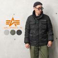 【即日出荷対応】ALPHA アルファ TA1546 THERMOLITE M-65フィールドジャケット【T】 ミリタリーファッション ミリタリージャケット