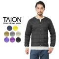TAION タイオン TAION-104 クルーネック インナーダウンジャケット MENS【Sx】 インナー ライナー