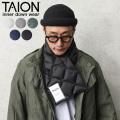 【即日出荷対応】TAION タイオン TAION-201CI CITY LINE ショート ダウンマフラー【Sx】