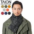 【即日出荷対応】TAION タイオン TAION-201MT MOUNTAIN LINE リップ ダウンマフラー【Sx】
