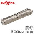 SUREFIRE シュアファイア TITAN PLUS Ultra-Compact Variable-Output LED キーチェーンフラッシュライト / 300ルーメン(TITAN-B)【キャンペーン対象外】 懐中電灯 防災用品