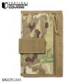 TACTICAL NOTEBOOK COVERS タクティカルノートブックカバー 4054 Spartan Army Greenbook Cover (スパルタン アーミーグリーンブックカバー) MultiCam
