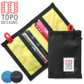 ★カートで15%OFF割引中★【ネコポス便対応】TOPO DESIGNS トポデザイン BI-FOLD ウォレット