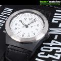 TRASER トレーサー ミリタリーウオッチ タイプ3 ホワイト 日本限定モデル