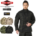 ★キャンペーン対象外★TRU-SPEC トゥルースペック Tactical Response Uniform ジャケット(シャツ) MULTICAM FAMILY