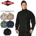 【キャンペーン対象外】TRU-SPEC トゥルースペック Tactical Response Uniform ジャケット(シャツ) SOLID COLOR
