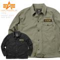 ☆15%OFFセール☆ALPHA アルファ TS5044 3POCKET UTILITY シャツジャケット