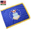 ★即日出荷対応商品★実物 新品 米空軍 AIR FORCE ORGANIZATIONAL フラッグ(旗)