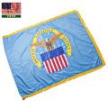 実物 新品 米軍 DEFENSE LOGISTICS AGENCY フラッグ(旗)