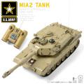 ☆只今10%割引中☆【即日出荷対応】米軍オフィシャルライセンス RCタンク M1A2