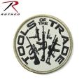 【ネコポス便対応】ROTHCO ロスコ 72192 TOOLS OF THE TRADE パッチ
