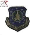 【ネコポス便対応】ROTHCO ロスコ 72102 SPACE COMMAND/SUBDUED パッチ