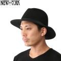New York Hat ニューヨークハット 5305 HOMESTEAD フェルトハット