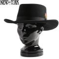 New York Hat ニューヨークハット 5314 Mid Nite Gambler フェルトハット