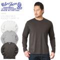 Velva Sheen ベルバシーン 160928 L/S クルーネック ポケットTシャツ