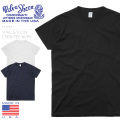 【即日出荷対応】Velva Sheen ベルバシーン MADE IN USA 161993 1PAC S/S C/N CREW TEE 半袖 クルーネックポケットTシャツ