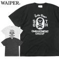 【ネコポス便対応】WAIPER.inc 1920001 S/S プリント Tシャツ Jolly Rogers(ジョリーロジャース)