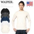 ☆複数点割引☆新品 米軍 コールドウェザーアンダーシャツ WAIPER.inc(MADE IN USA)