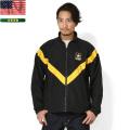 ☆まとめ割☆実物 新品 米軍 U.S.ARMY BLACK APFU トレーニングジャケット