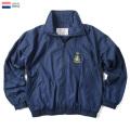 実物 新品 オランダ軍トレーニングジャケット 軍服 ミリタリーファッション【キャンペーン対象外】