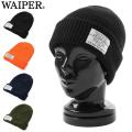 【ネコポス便対応】WAIPER.inc MADE IN USA ACRYLIC ワッチキャップ #1 【Sx】