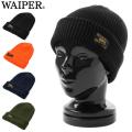 【ネコポス便対応】WAIPER.inc MADE IN USA ACRYLIC ワッチキャップ #2 【Sx】