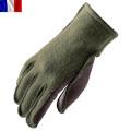 ☆まとめ割☆実物 新品 フランス軍 ウールレザーグローブ