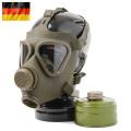 ★カートで15%OFF割引中★実物 新品 ドイツ軍 BW M65ガスマスク【Sx】