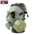 ★カートで15%OFF割引中★実物 新品 セルビア軍 MC-1ガスマスク【Sx】