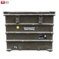 【別途送料3,240円】実物 スイス軍 A-10 EDAK社製 アルミボックス USED