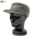 【訳あり】■返品不可★キャンペーン対象外★実物 スウェーデン軍 耳当て付きウールキャップ USED