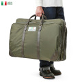 ☆只今20%OFF割引中☆実物 新品 イタリア軍 オフィサースーツケース ミリタリー バッグ