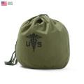 ☆ただいま25%割引中☆【ネコポス便対応】【即日出荷対応】実物 新品 米軍 パーソナル エフェクツ バッグ ミリタリー 巾着袋