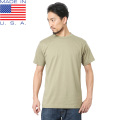 【ネコポス便対応】【即日出荷対応】MADE IN USA FR-HQ製 OCP MOISTURE WICKING Tシャツ TAN ミリタリー MIL-SPEC ミルスペック